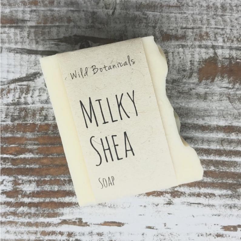 Milky Shea Soap