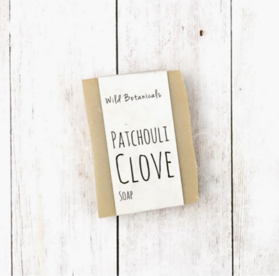 Patchouli Clove Soap