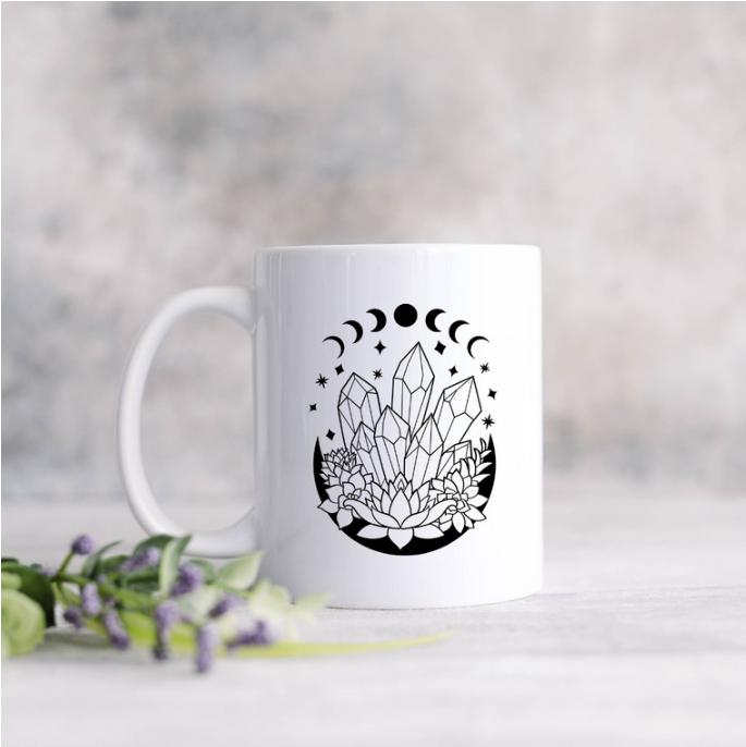 Crystal Magick Mug (11oz Coffee Mug)