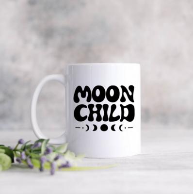 Moon Child Mug (11oz Coffee Mug)