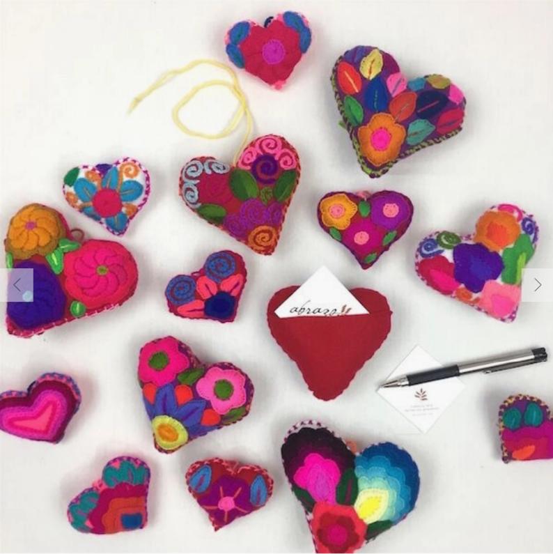 Secret Message Hearts