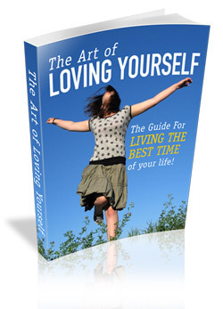The Art of Loving Yourself eBook