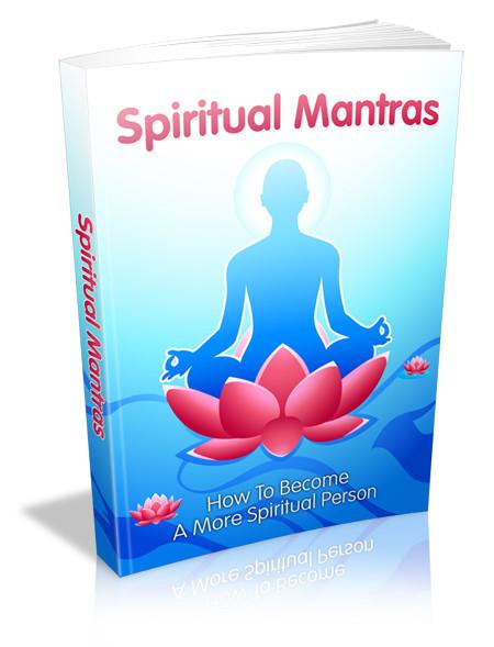 Spiritual Mantras eBook