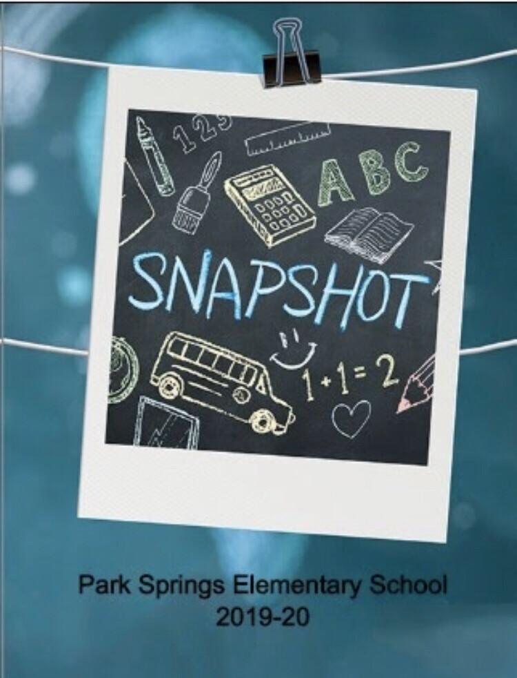 2019-2020 Park Springs Yearbook