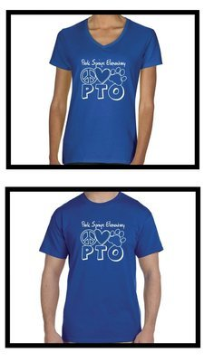 PTO Adult Spirit Shirt - Says