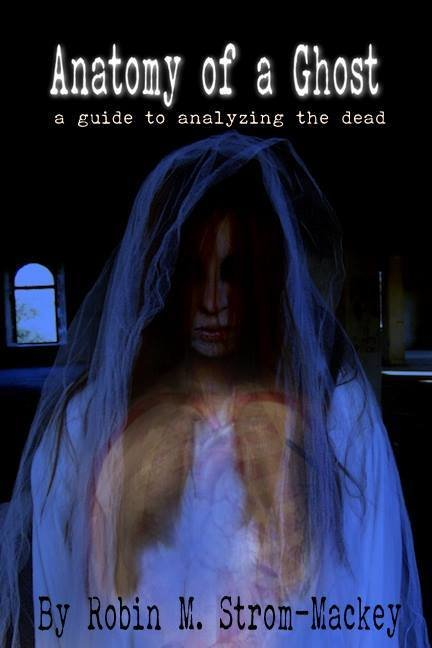 Anatomy of a Ghost - Paperback book