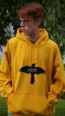 Member's Yellow Hoodie