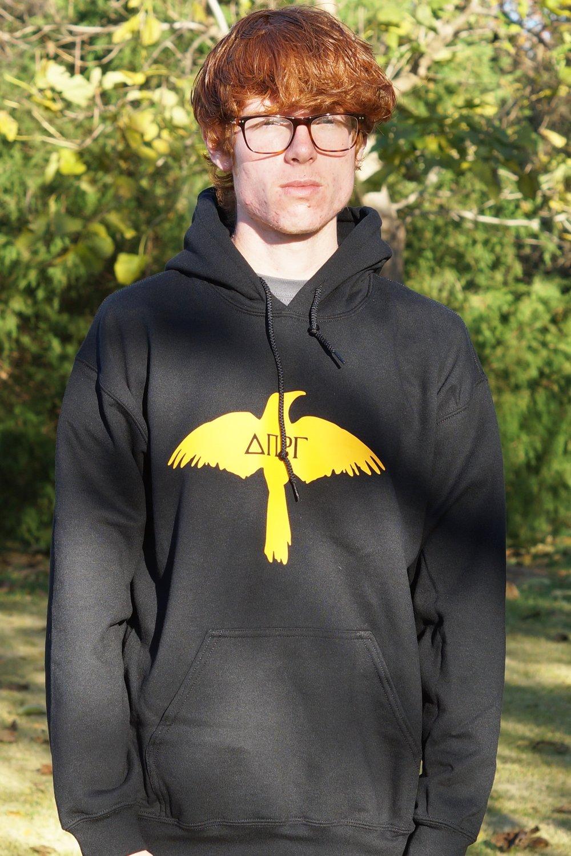 Member's Black sweatshirt