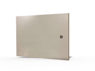 Metalltüre für Wandgehäuse 12HE