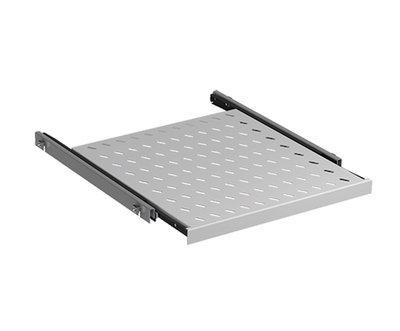 """Geräteboden ausziehbar passend zu  Schneikel-Line 19""""-Racks"""