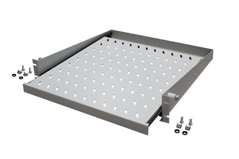Geräteboden ausziehbar 455mm Tiefe 500-900mm