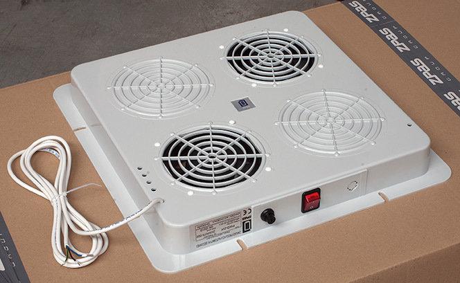 Dachlüfter mit 2 Lüfter ohne Thermostat  (380 x 380 mm)
