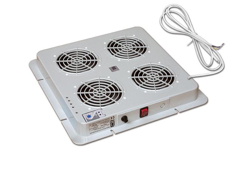 Dachlüfter mit 4 Lüfter mit Thermostat (380 x 380 mm)