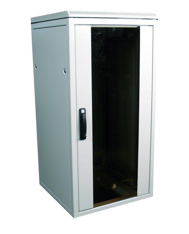19'' Netzwerk-/Serverschrank Standard-Line HE15 (H  763mm) x B 600mm x T 600mm