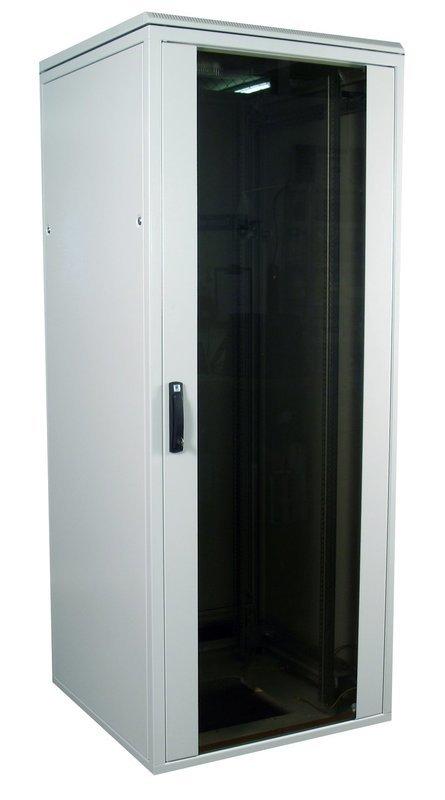 19'' Netzwerk-/Serverschrank Standard-Line HE42 (H 2003mm) x B 1000mm x T 1000mm