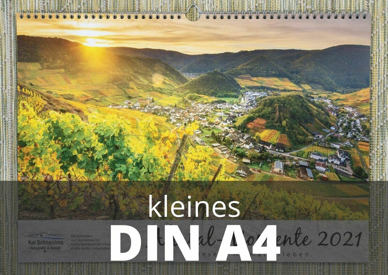 "Monatskalender ""Ahrtal Momente"" 2021 - kleines A4-Format"