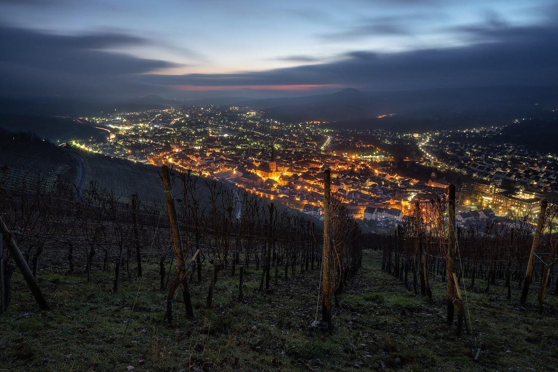 Nachtbild Ahrweiler