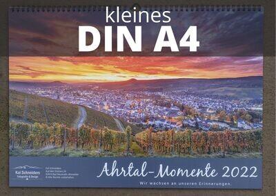 "Monatskalender ""Ahrtal Momente"" 2022 - kleines A4-Format"