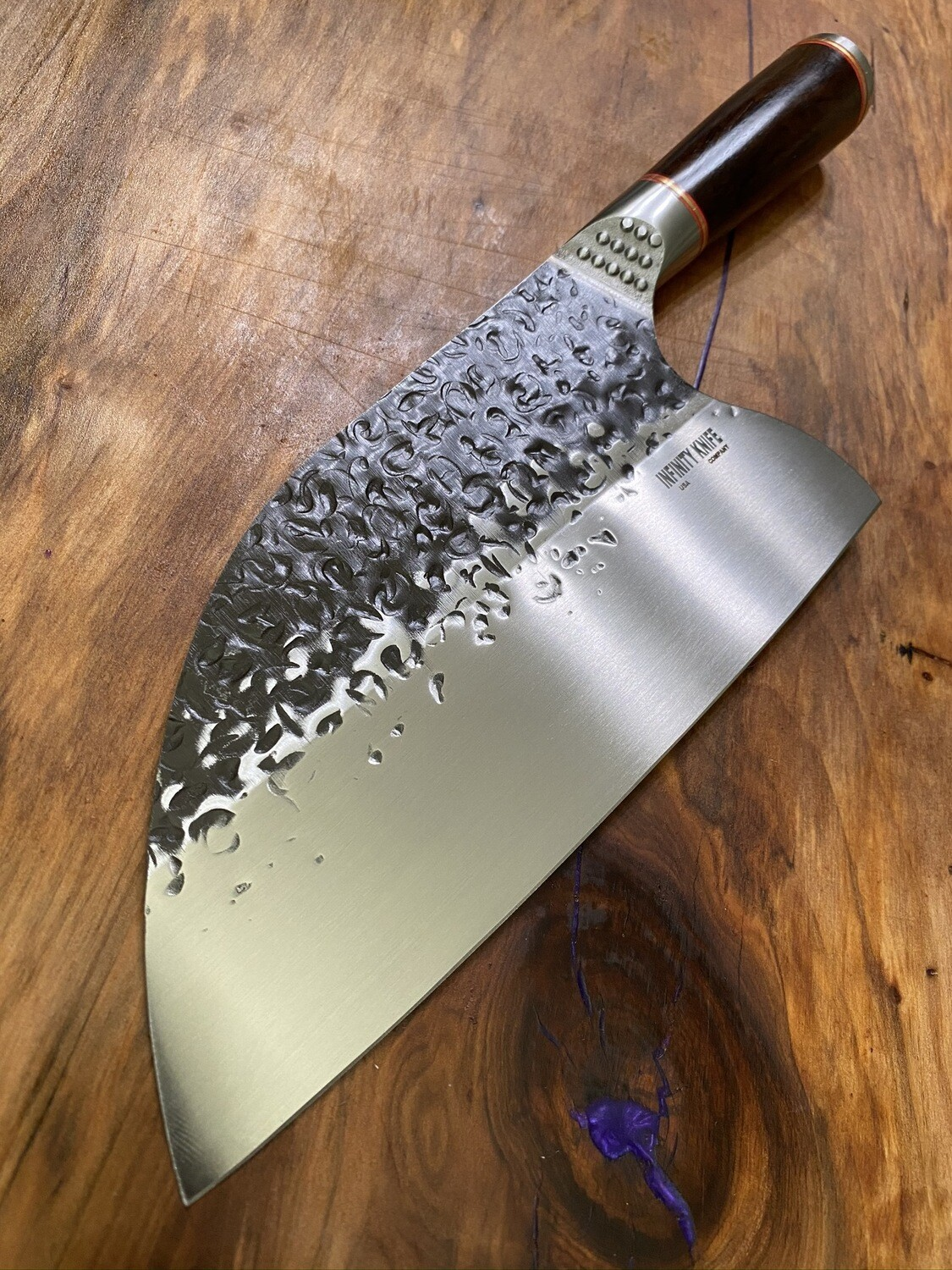 Serbian Style Cleaver