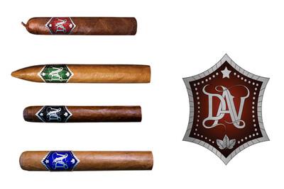 DAV Cigars 4 PACK Sampler