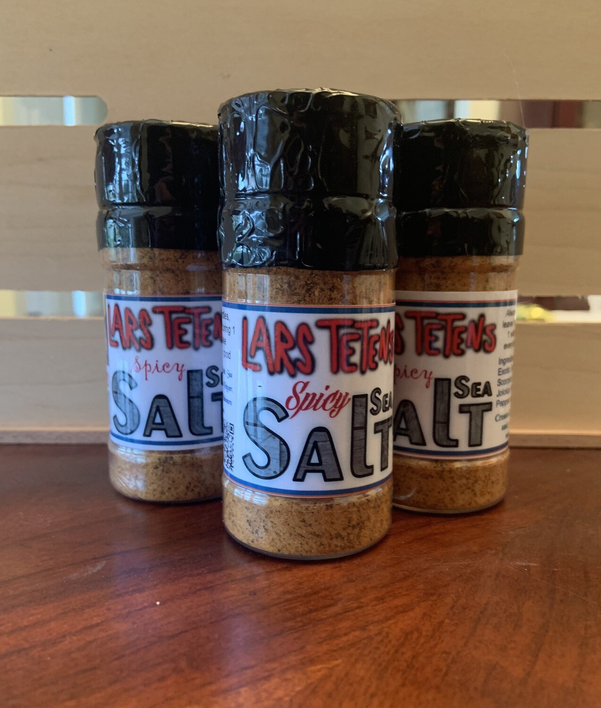 LARS TETENS SPICY SEA SALT 3 PACK