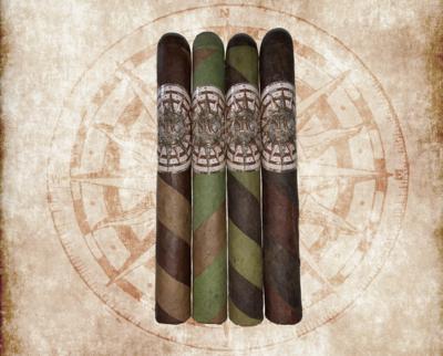 Stogie Road Cigars™  El Viajante 6X50 4 pack Sampler