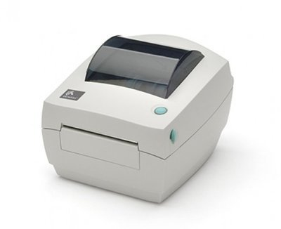 Zebra Desktop GC420D Direct Thermal Printer (Serial USB)