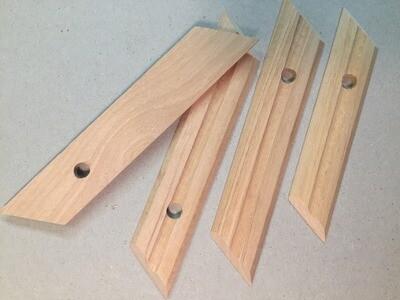 Undercut Rib Tool - Large