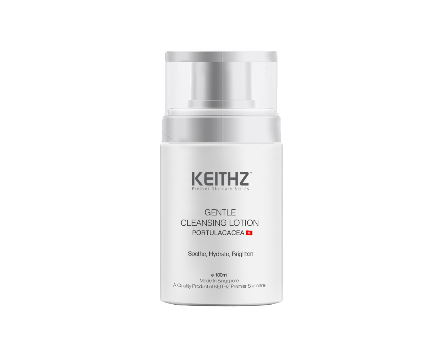KEITHZ Gentle Cleansing Lotion - Portulacacea