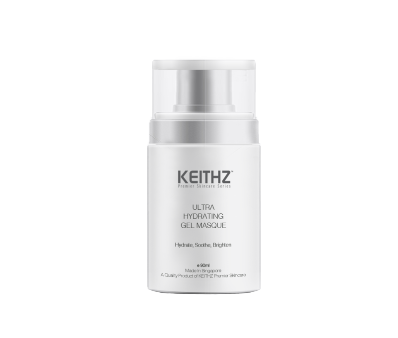 KEITHZ Ultra Hydrating Gel Masque