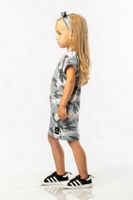 Bodo Платье, камуфляж