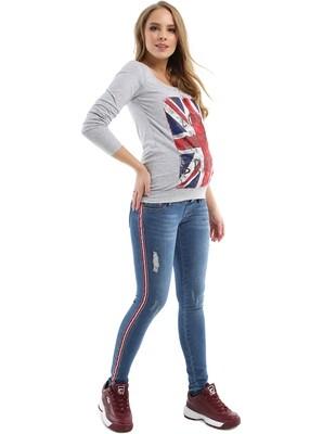 """ILoveMum. Джинсы """"Стайл 018"""" для беременных деним"""