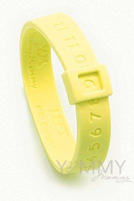 403.0.3 Молочный браслет желтый