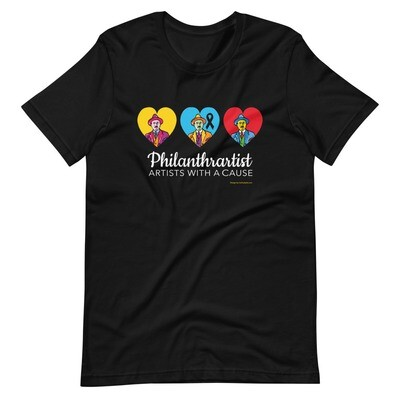 JGH Short-Sleeve Unisex T-Shirt