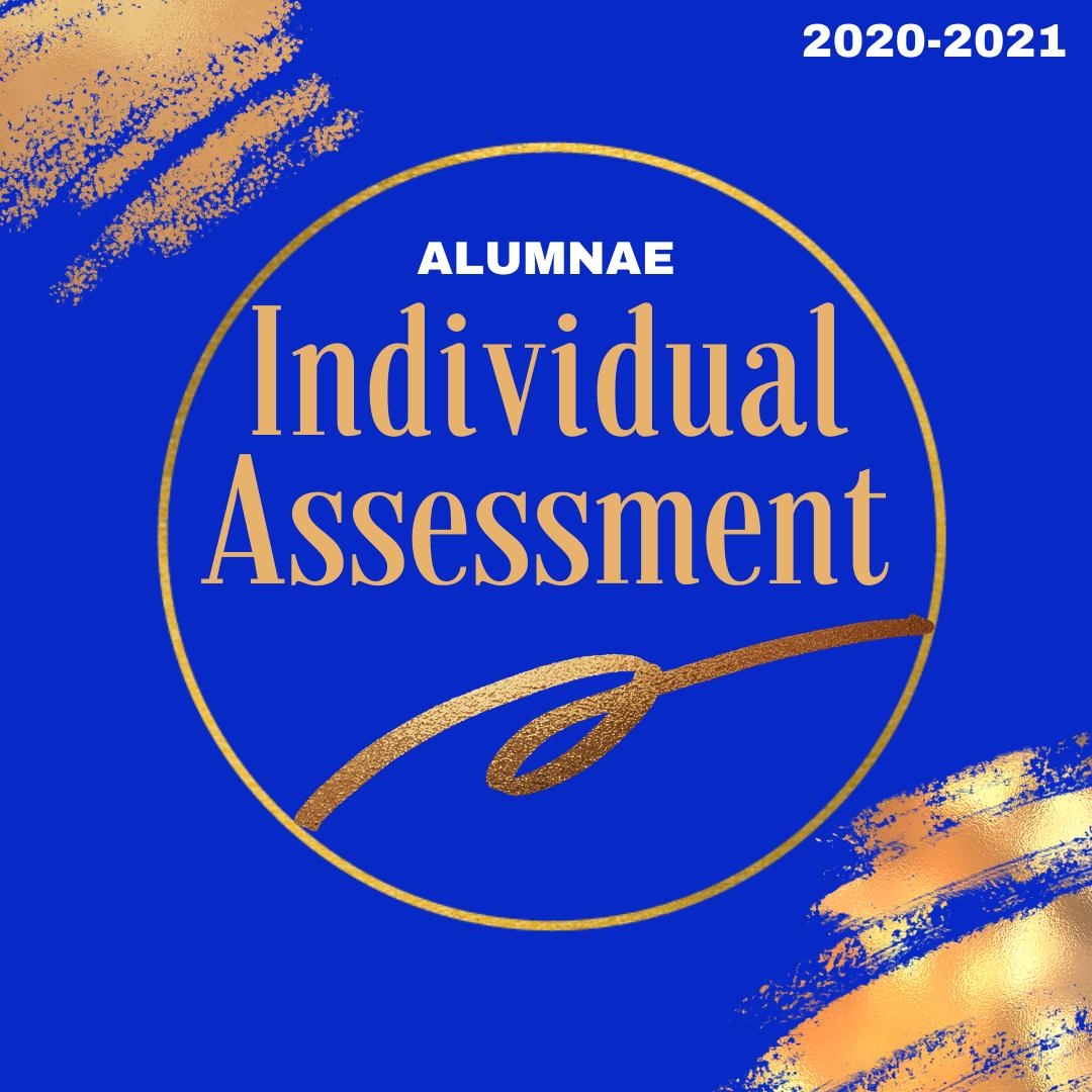 2020-2021 Individual Alumnae Soror Assessment