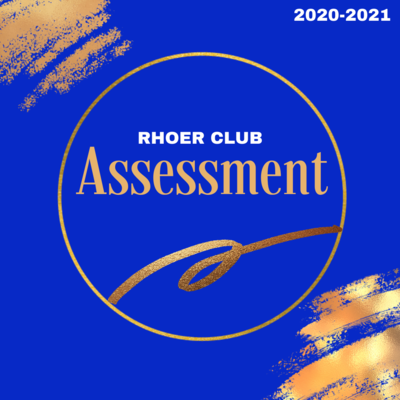 2020-2021 Rhoer Club Affiliate Assessment