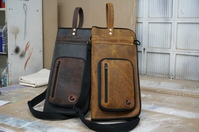 Leather StickBag