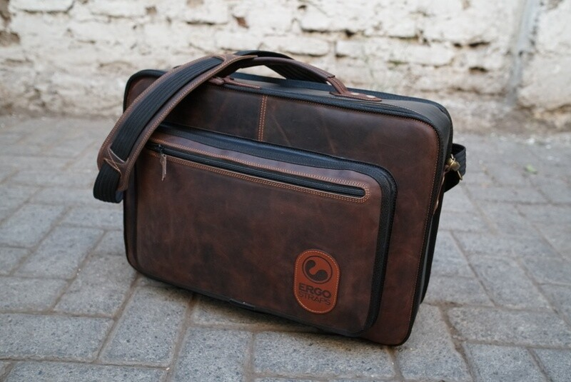 Pedals Bag (Vintage Brown)