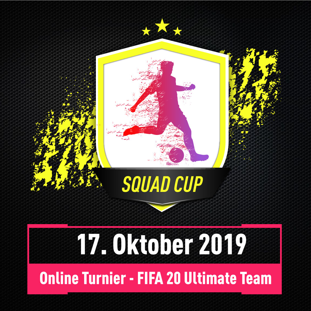 Squad Cup - FIFA 20 Ultimate Team - Einzelticket // 17.10.2019