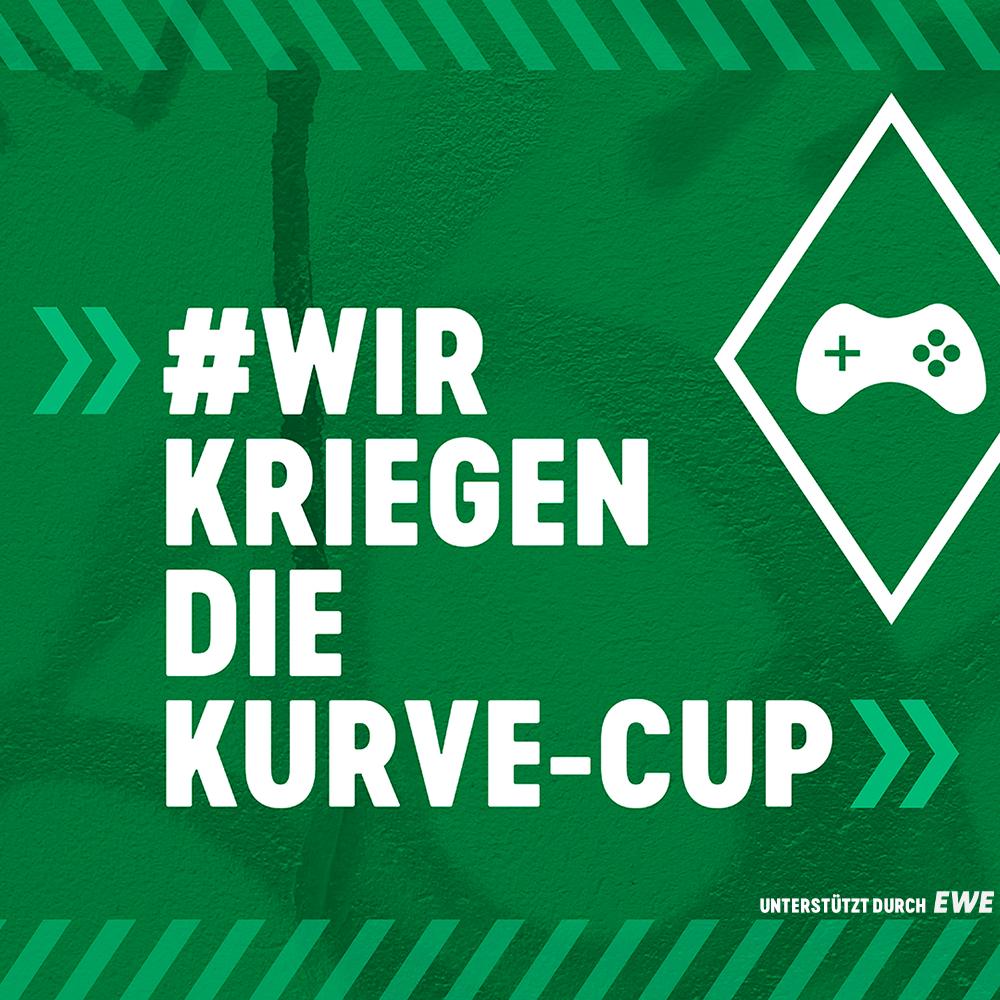 Zocken für den guten Zweck  #WirKriegenDieKurve-Cup - Einzelticket // 19.04.2020