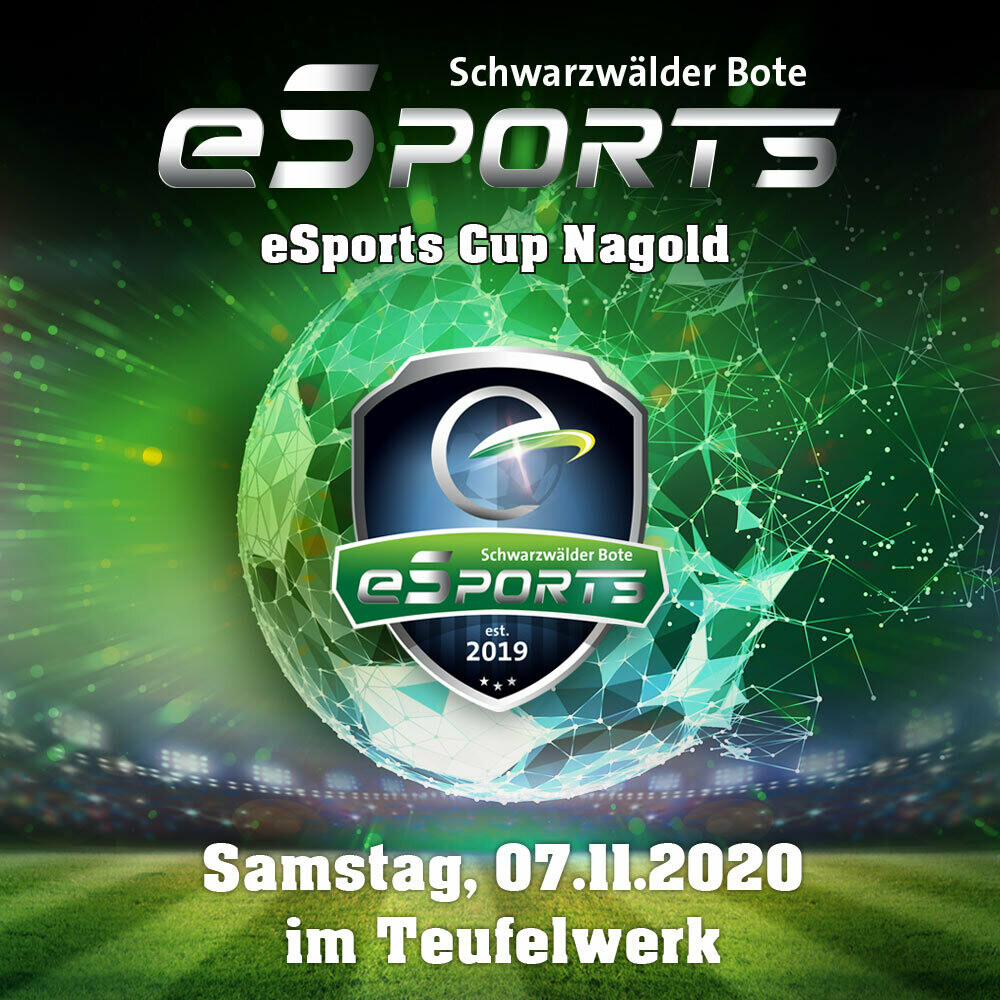 eSports Cup Nagold // 07.11.2020 // Playstation 4 - 2vs2