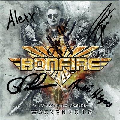 Bonfire - CD