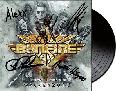 Bonfire - Vinyl