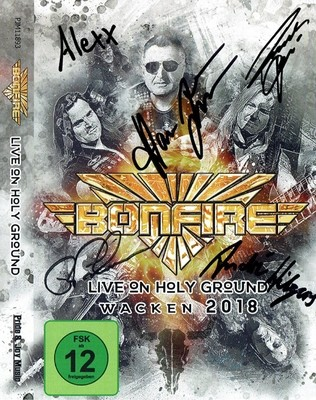 Bonfire - DVD