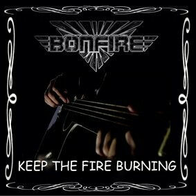 """Bonfire Unplugged Double CD - """"KEEP THE FIRE BURNING"""" - VORBESTELLUNG/PRE-ORDER"""