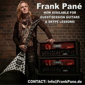 ​Frank Pane - Guitar Workshop-in Kaufbeuren LIMITED