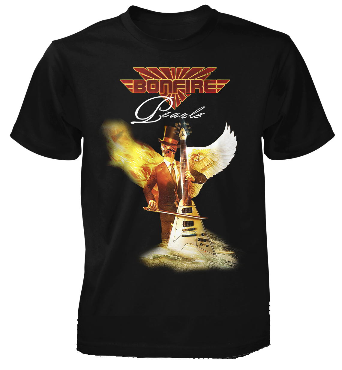 "BONFIRE ""Pearls"" T-Shirt"