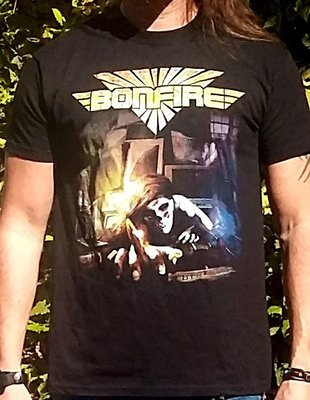 BONFIRE Tourshirt