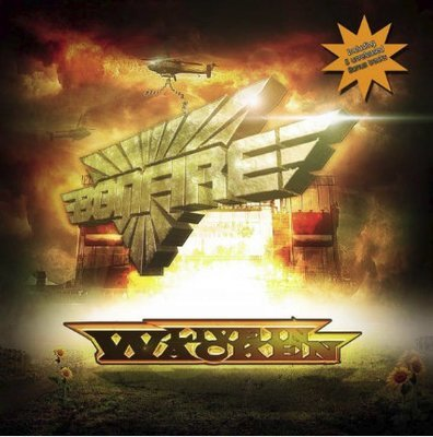 BONFIRE - Live In Wacken - CD Jewelcase