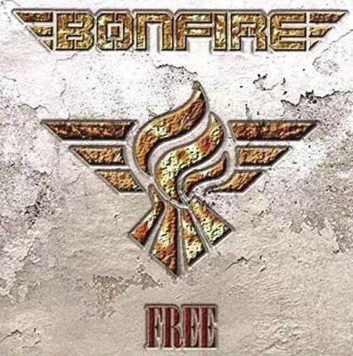 BONFIRE - Free - CD Jewelcase